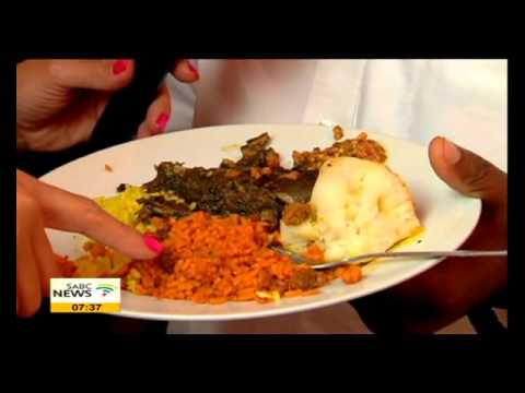 Nigeria famous for its local cuisine