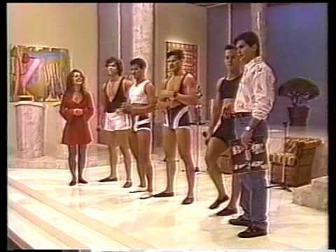 Programa Almanaque com Cesar Filho Grupo Apolos 1992