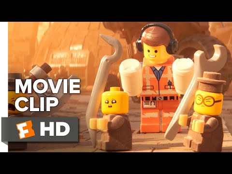 The LEGO Movie 2: The Second Part Exclusive Movie Clip - Good Morning Apocalypseburg (2019)
