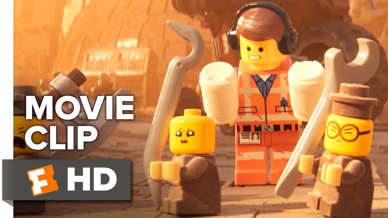 The Lego Movie 2 The Second Part Exclusive Movie Clip Good