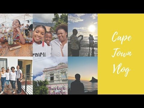 21st BIRTHDAY WEEKEND IN CAPE TOWN | Amanda Klaas | South African YouTuber