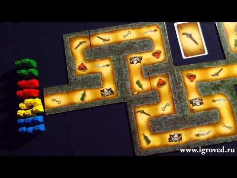 Картахена. Обзор настольной игры от Игроведа.