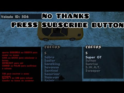 How To Install Cheat Menu And Car Spawner In Gta San Andreas