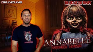 Annabelle Comes Home Review | The Art of the Payoff (NonSpoiler)