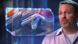 Behind the Scenes with the Nerf Modulus ECS-10 Blaster