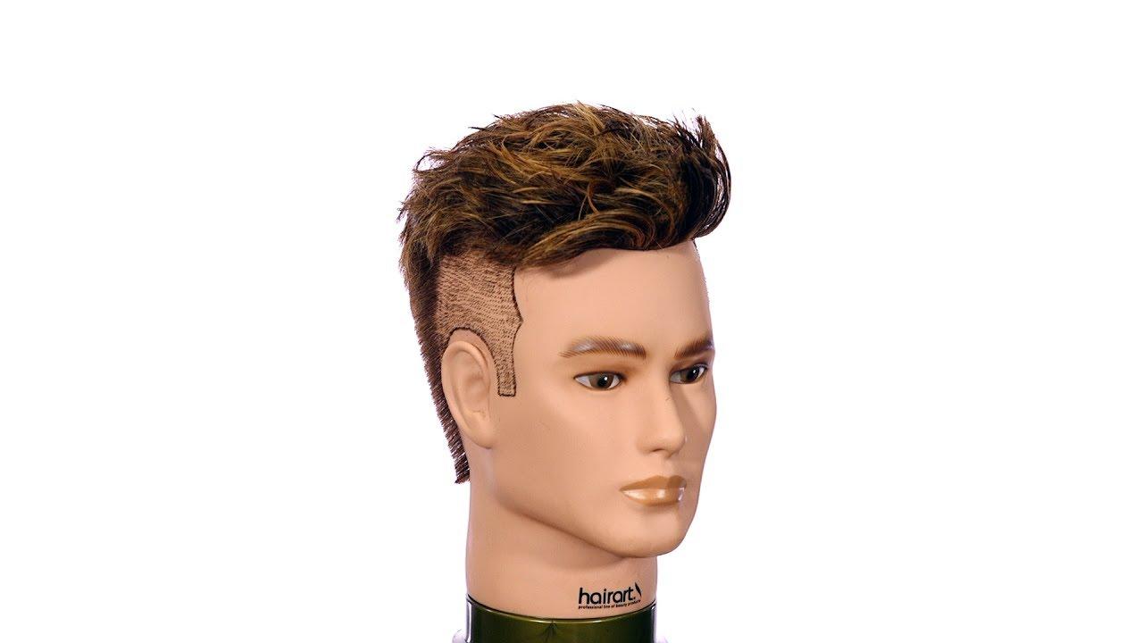 Neymar Jr New Haircut Thesalonguy Youtube