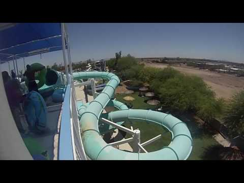 Big Surf Waterpark - FULL VIDEO TOUR (Tempe, Arizona)