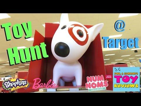 Toy Hunting Hunt @ Target Shopkins Disney Moana Trolls & More | PSToyReviews