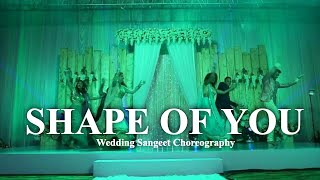 Shape of You | Bhangra Cover | Ed Sheeran | Diljit Dosanjh | Swapnil Dagliya Choreography