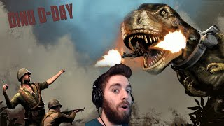 THIS GAME IS RIDICULOUS! | Dino D-Day Randomness