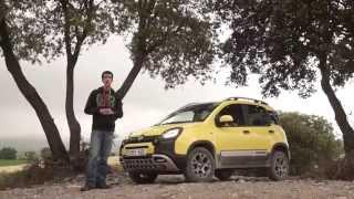 Prueba off-road Fiat Panda Cross - ActualidadMotor