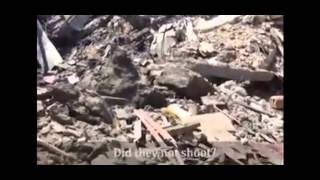 ISM Palestine | Video Evidence | Israeli Sniper Killing Wounded Civilian ! SHARE Fb