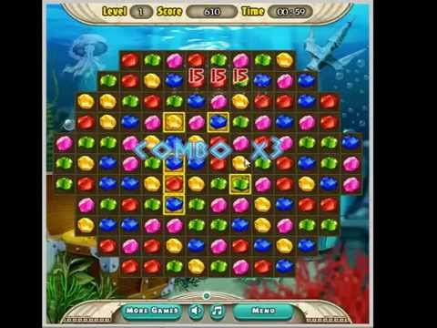 Play Atlantis Jewels