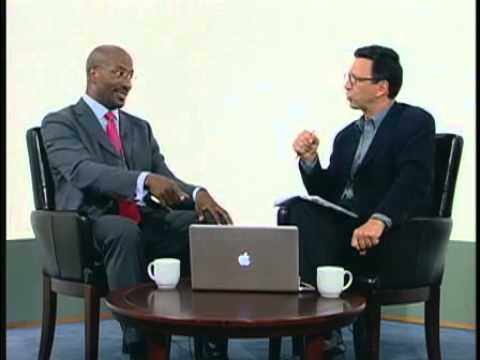 Van Jones on Community Solar and Wind Energy