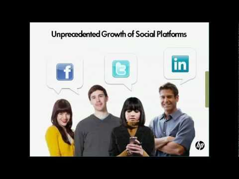 Marketing Solutions Webcast: How HP uses Social Media to Drive Product Recommendations