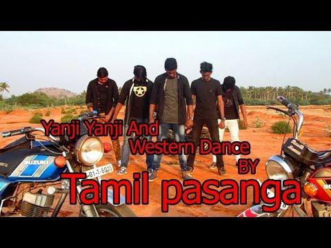 Tamil Pasanga Song in Yanji Yanji and Classical dance With Ersath