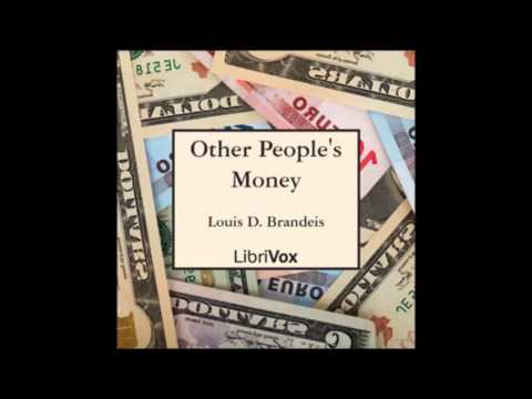 Other People's Money audiobook - part 1