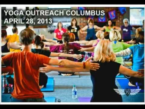 Yoga Outreach Columbus 2013