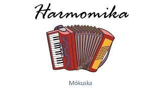 Hangszer ovi - Mókuska (harmonika) / Hungarian folk children song with animals