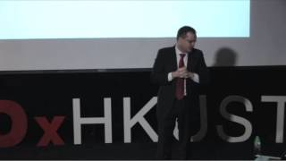 From Tech Start-up to Investment Banker: Jan Metzger at TEDxHKUST