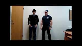 Простые и эффективные приемы самообороны (часть 2)(Первое видео про самооборону: https://www.youtube.com/watch?v=zbYb4hu2PuQ Третье видео про самооборону: ..., 2013-01-25T08:41:07.000Z)
