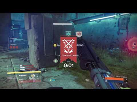Destiny Trials: So Salty