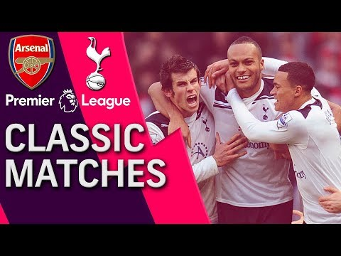 Arsenal V. Tottenham | PREMIER LEAGUE CLASSIC MATCH | 11/20/10 | NBC Sports