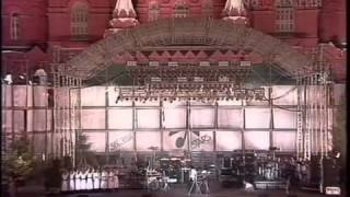 Didier Marouani & Space  Moscow  Red Square  1992