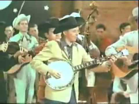 Bill Monroe And His Blue Grass Boys Bluegrass Special