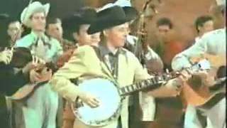 Bill Monroe   his Blue Grass Boys   Roanoke