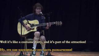 The 'Explaining Anime to Your Parents' Song by Nancy Kepner - rus sub