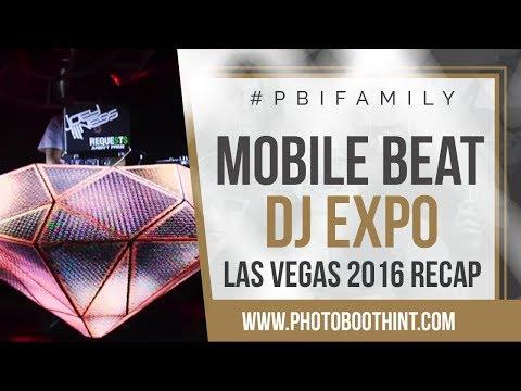 Mobilebeat DJ Expo 2016   Las Vegas Recap With Photo Booth International