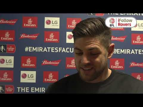 IFollow Rovers | Danny Andrew Reflects On FA Cup Run At Macclesfield