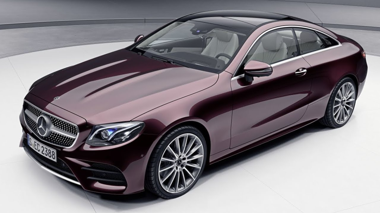 2019 mercedes e class coupe vs 2019 mercedes e class. Black Bedroom Furniture Sets. Home Design Ideas
