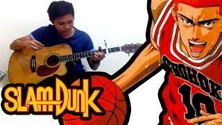 (Slam Dunk OST) Kimi Ga Suki Da To Sakebitai Fingerstyle Cover