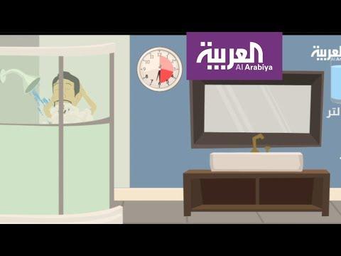 #فاتورة_صالح .. كيف تخفض فاتورة المياه في منزلك؟  - 10:22-2018 / 4 / 17