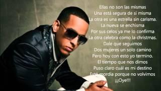 Daddy Yankee La Nueva Y La Ex Letra 2014
