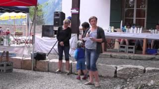 Einweihungsfest Spiel- und Begegnungsplatz Pfarrhausmätteli Gsteig