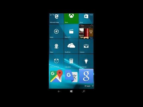 Google Apps For Windows 10 Mobile 2019