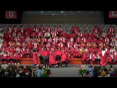Kahuku Graduation 2018 Senior Medley in 4K