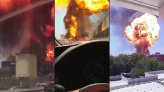 Bologna Italy Explosion & Aftermath