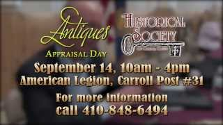 The 2013 Antiques Appraisal Day!