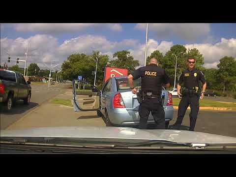 Dash Cam Video Of Officer Jon Crowder Battery