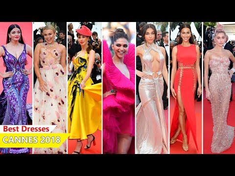 Cannes Film Festival 2018 Best Dressed Celebrities   RED CARPET