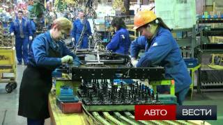 ГАЗель-Бизнес, завод ГАЗ, производство(Побывал на заводе ГАЗ на производстве обновленной модели