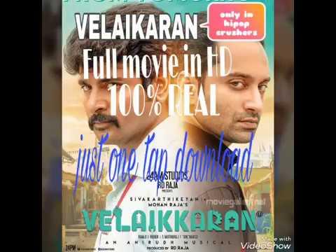 How To Download Velaikaran Movie In Hd In Simple Way