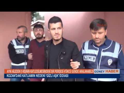 KOZAN'DAKİ KATLİAMIN NEDENİ 'GİZLİ AŞK' İDDİASI