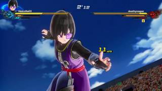 World Tournament Rage Quit! Earthling (female) | Dragon Ball Xenoverse 2 (HD)
