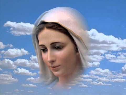 CANCION A LA VIRGEN MARIA - DULCE MARIA -