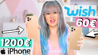 Billiges iPhone 60€ von WISH 😱 Geheimtipp oder Schrott? | ViktoriaSarina